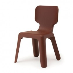 Magis Alma Kids Chair Brown