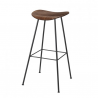 Gubi 2D Bar Stool Center Base