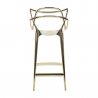 Kartell Masters Stool Gold