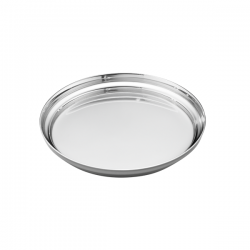 Georg Jensen Manhattan Glass Coaster