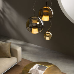 Fabbian Belluga Royal Pendant Lamp