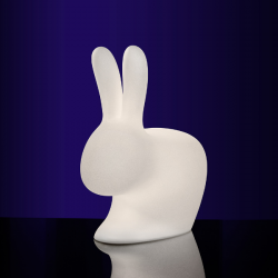 Qeeboo Rabbit Lamp Indoor Plug