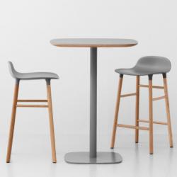 Normann Copenhagen Form Table 70 x 70cm High