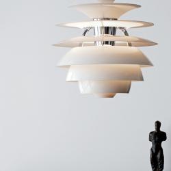 Louis Poulsen PH Snowball Pendant Light