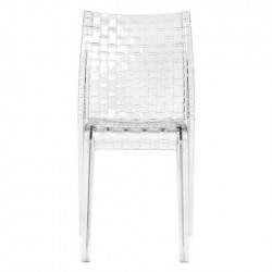 Kartell Ami Ami Chair Clear