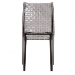 Kartell Ami Ami Chair Smoke