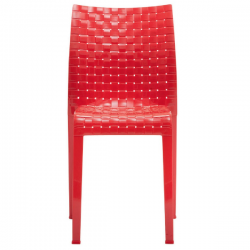 Kartell Ami Ami Chair Glossy Red