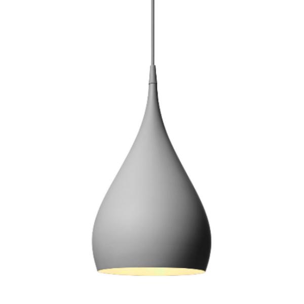 &Tradition Spinning Light Pendant BH1 Dark matt grey