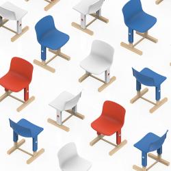 Magis Little Big Chairs