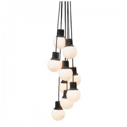 &Tradition Mass Light Chandelier Pendant NA6