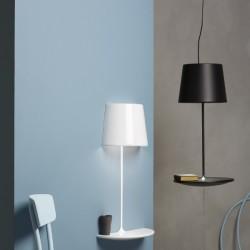 Northern Lighting Illusion Suspension Lamp