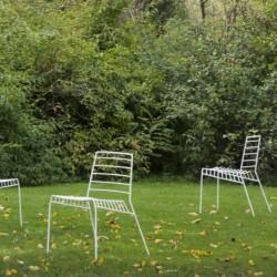 B Line Park Chair