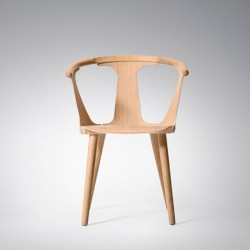 &Tradition In Between Chair SK1 White Oiled Oak
