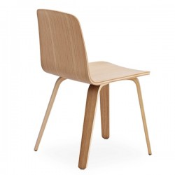 Normann Copenhagen Just Chair Oak