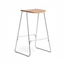 Normann Copenhagen Just Barstool 75