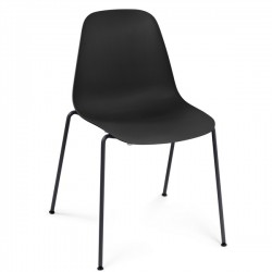 Crassevig Pola Chair Metal Legs