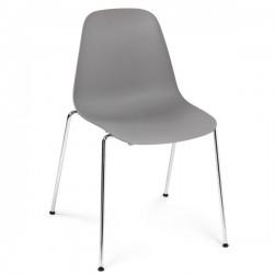 Crassevig Pola Chair Metal Legs
