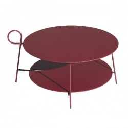 Driade Carmina Coffee Round Table