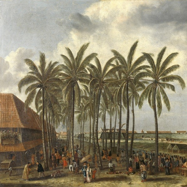 NLXL RKS-04 Castle Of Batavia presented by Piet Hein Eek