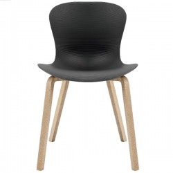 Fritz Hansen Nap Chair Wooden Legs