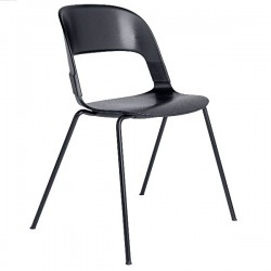 Fritz Hansen Pair Chair