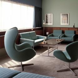 Fritz Hansen Egg Lounge Chair