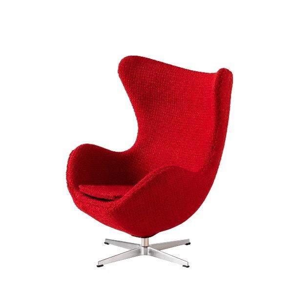 Fritz Hansen Miniature Egg chair, upholstered