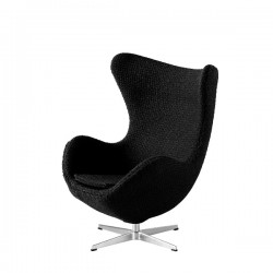 Fritz Hansen Miniature Egg chair, upholstered