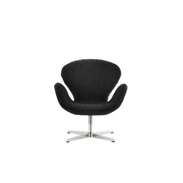 Fritz Hansen Miniature Swan Chair, upholstered