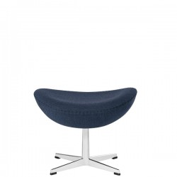Fritz Hansen Footstool for Egg