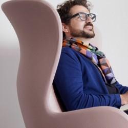 Fritz Hansen Ro Easy Chair
