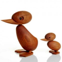 Architectmade Wooden Duck