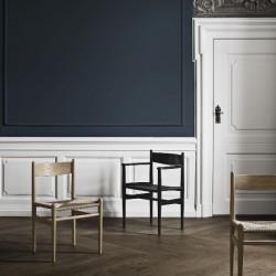 Carl Hansen CH36 Chairs