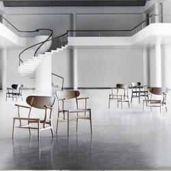 Carl Hansen & Søn CH22 Chair