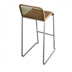 Lapalma Aria Stool Cord Seat