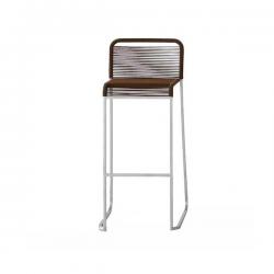Lapalma Aria Stool Cord Seat Tobacco