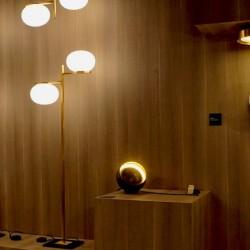 Oluce Alba Lamps