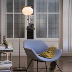 Oluce Alba Floor Lamp