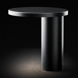 Oluce Cylinda Table Lamp 218