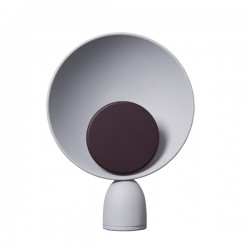PLEASE WAIT to be SEATED Blooper Table Lamp