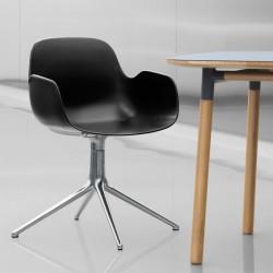 Normann Copenhagen Form Swivel Armchair