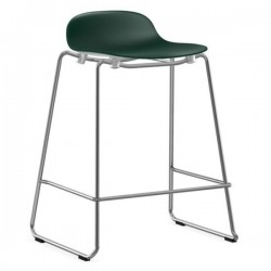 Normann Copenhagen Form Stacking Barstool Chrome