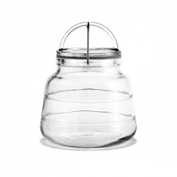 Holmegaard Scala Storage Jar