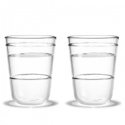 Holmegaard Scala Drinking Glasses, 2 pcs