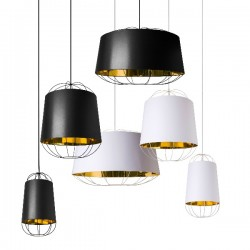 Petite Friture Lanterna Suspension Lamp