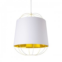 Petite Friture Lanterna Suspension Lamp Medium