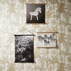 Kay Bojesen Zebras