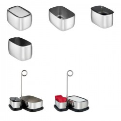 Alessi Bibo Tea and Coffee Accessories Set