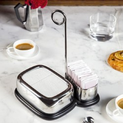 Alessi Bibo Tea and Coffee Accessories Set