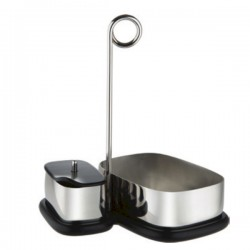 Alessi Bibo 2 Tea and Coffee Accessories Set